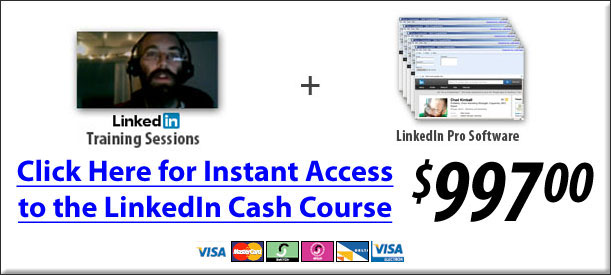 Chad Kimball – Live Linkedin Advanced Course